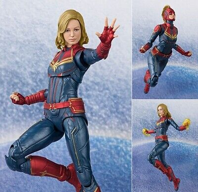 BANDAI S.H.Figuarts Captain Marvel Avengers Infinity War Action Figure SHF 2019