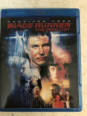 Blade Runner: The Final Cut [New Blu-ray]. Free Shipping.