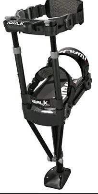 Iwalk2.0 Hands Free Knee Crutch Excellent Condition With Box And manual.