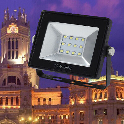 220V Professional Flood 10W Ip65 LED Spotlight Lamp Reflector Waterproof 10-100W