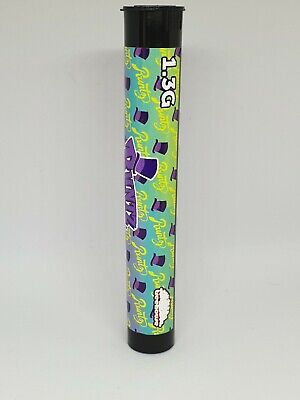 10x RUNTZ Pre-Roll Tube Cali tin label CaliLabels