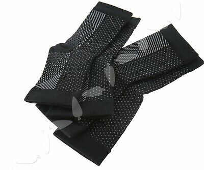 Pair of Foot Care Ankle Anti Fatigue Sleeve Circulation Sock Support S/M/L/XL