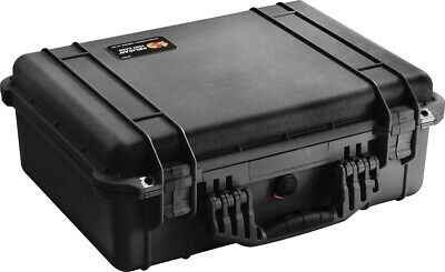 (NEW) - Pelican 1520 Case With Foam (Black) [FREE SHIPPING]