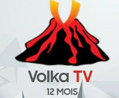 VOLKA PRO 2 ☆ ABONNEMENT 12 MOIS▪M3U▪ANDROID▪iOS▪SMART TV▪MAG
