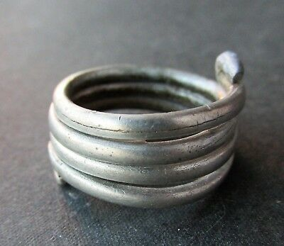 Ancient Viking Silver Ring RARE!!!