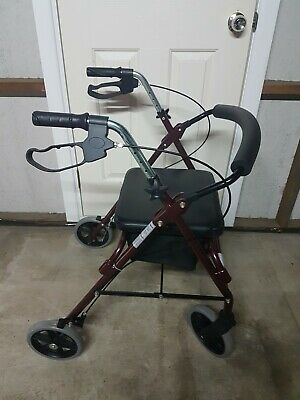Freedom Mobility walker Rollator mobility aid walking frame disability walker