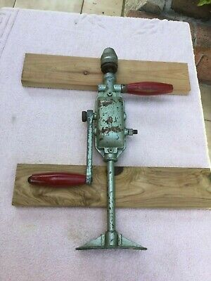 Old Hand Drill  Made In West Germany