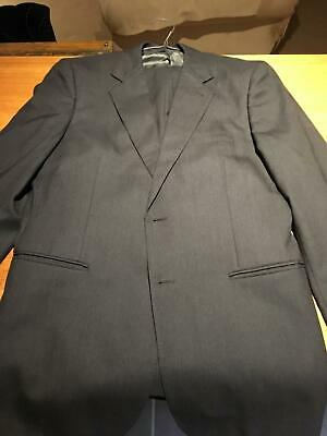 Country Road Mens Dark Suit 34 in excellent condition