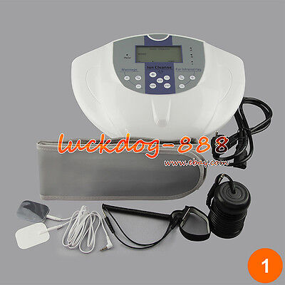 Ionic Foot Detox Machine Bath Spa CHI Cell Cleanse with Massage Far Infrared