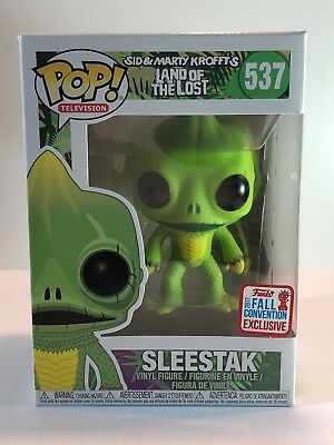 Funko POP! Land of the Lost Sleestak Exclusive Vinyl Figure