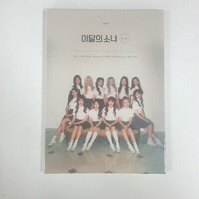 MONTHLY GIRL LOONA + + Debut Mini Album Sealed Limited A Ver