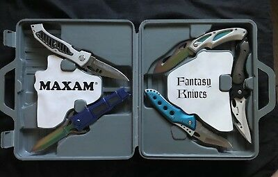 Fantasy Knife Collection.