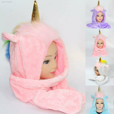 A885 Adorable Female Ladies Party Decor Cosplay Costume Scarf Winter Supply