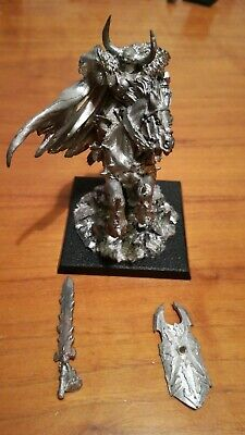 Games Workshop Warhammer Citadel Chaos Archaon Lord of the End Times Metal