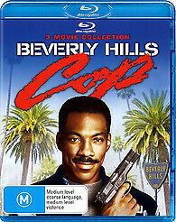 Beverly Hills Cop Collection (Blu-ray, 2013, 3-Disc Set)