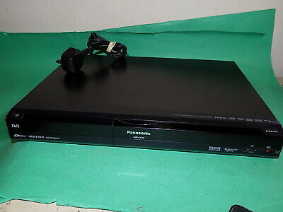 PANASONIC DVD RECORDER HDMI Freeview DMR-EX768 160GB HDD HDMI Black