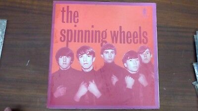 The Spinning Wheels - Australian 1964 Rock Band Vinyl Lp 2003 Album Corduroy