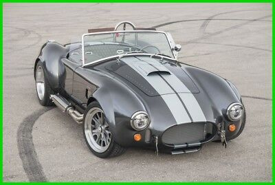 1965 Shelby Cobra (Backdraft Racing) 5.0L Coyote V8 Brand New Build, Automatic Trans, Super Fun to drive!!