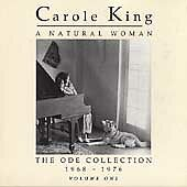 Carole King / A Natural Woman The Ode Collection (1968-1976) two CDs / J. Taylor