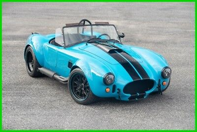 1965 Shelby Cobra  Mexico Blue, Absolute blast to drive, Big and Tall Edition, FINANCING AVAILABLE