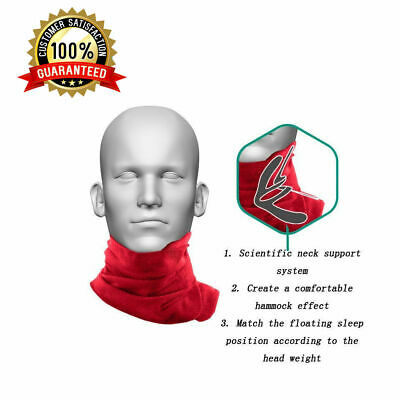 Scientifically Proven Super Soft Neck Support Travel Pillow (like Trtl Pillow )
