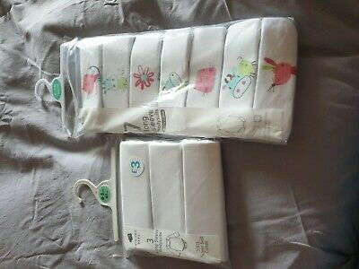 0-3 months girls Vests brand new