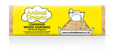 Animal Dreams Compressed Shavings Lemon Mini DAMAGED PACKAGING