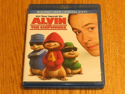 Alvin and the Chipmunks (2007) - Blu ray