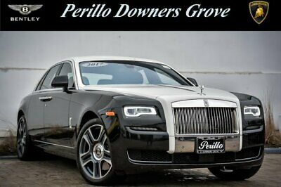 2017 Rolls-Royce Ghost With Starlight 2017 Rolls-Royce Ghost for sale!