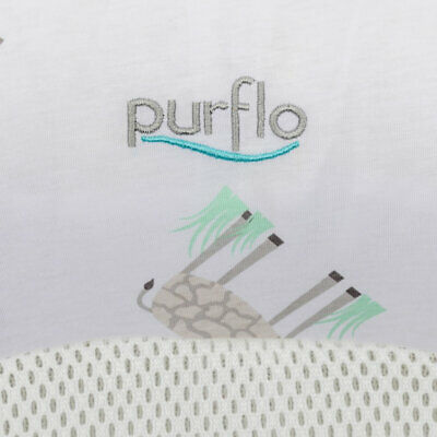 Purflo Spare Cover for Purair Breathable Nest - Giraffe