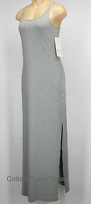 43ca6ddacfe NEW LULULEMON Refresh Maxi Dress 8 Heathered Medium Grey NWT Vitasea FREE  SHIP