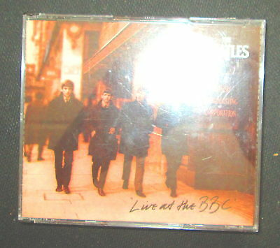 The Beatles - Live at the BBC 69 Track(2) CD Set 46 Pg.Bklt Free USA Shipping