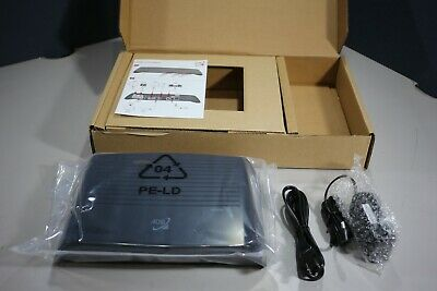 ADB 2721WX Advanced High Definition IPTV Set-Top-Box Complete Set