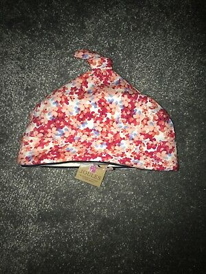 Joules Baby Hat 9-12 Months