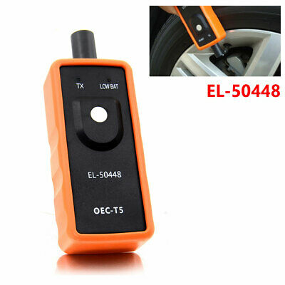 TPMS Reset tool EL-50448 Car Auto Tire Pressure Monitor Sensor OEC-T5 For GM