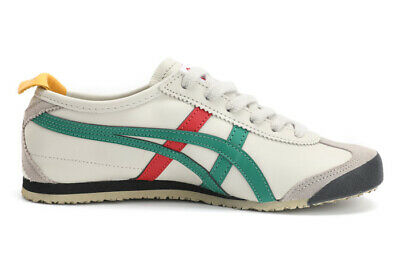 Sneakers Tiger 66 Unisex Casual Onitsuka Vintage Mexico Beige Shoes BdxCeo