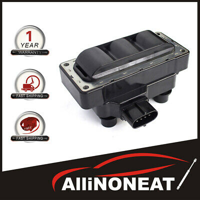 HIGH PERFORMANCE IGNITION Coil New for FORD MAZDA MERCURY FD480 V6