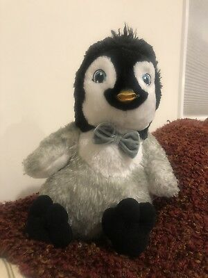 d25e2f01c8e BUILD A BEAR Workshop Happy Feet Penguin Mumble Plush 17