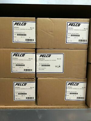 Pelco KBD300A Controllers with Pelco KBD-KIT Wiring Kit - New in Box