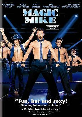 Magic Mike (DVD) *DISC ONLY*