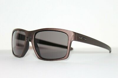 29ee3d56f6 New Oakley Sliver Oo9262 30 Corten Brown Grey Lens Authentic Sunglasses 57  Mm