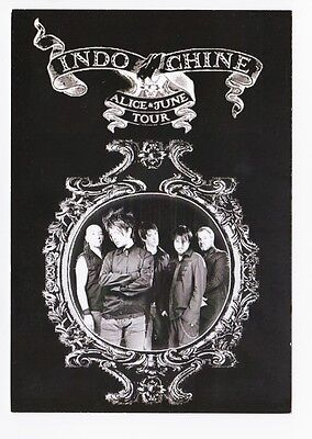 INDOCHINE Nicolas SIRKIS carte postale n° ATHQ 157 ALICE AND JUNE
