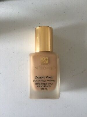 Estee Lauder Double Wear Stay In Place Makeup SPF 10  2N2 Buff Unboxed