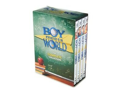 Boy Meets World Complete Series DVD