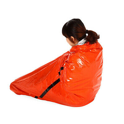 PE Ultralight Emergency Sleeping Bag Outdoor Sports Camping Sleeping Gear Safe