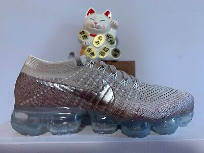 100% authentic 024f1 718d7 Nike Air Vapormax Flyknit String Chrome Sunset New Women s 9  849557-202