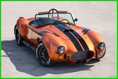 1965 Shelby Cobra (Backdraft Racing) Fuel Injected 427 New build, 427 EFI Engine, FINANCING AVAILABLE!!