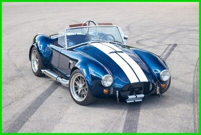 1965 Shelby Cobra (Backdraft Racing) Fuel Injected 427 New Engine, Big and Tall Edition,  FINANCING AVAILABLE