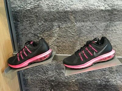 new arrival 153a0 bbe45 Nike Air Max Dynasty (GS)Size 4  5.5 Youth Black pink