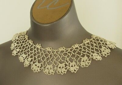 Antique Victorian/Edwardian Lace Collar -25
